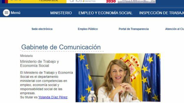 El Ministerio de Trabajo y Economía Social sufre otro 'ciberataque' 1