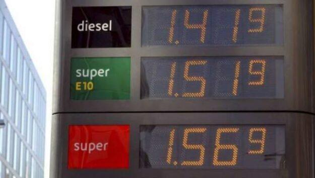 Los carburantes se disparan y son un 23% más caros que hace un año 1