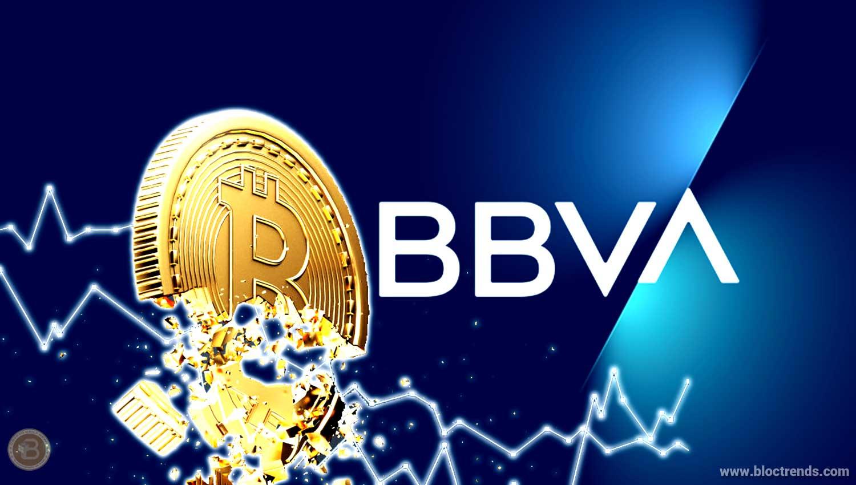 BBVA abre en Suiza su servicio de compraventa de bitcoin a todos sus clientes de banca privada 1