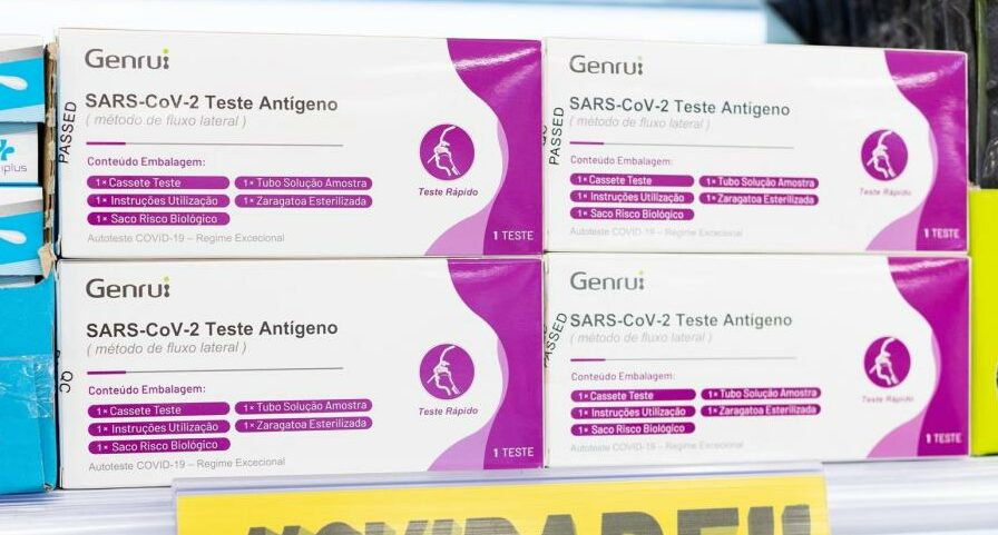 Mercadona vende test de antígenos por 2.1€ en... Portugal 1