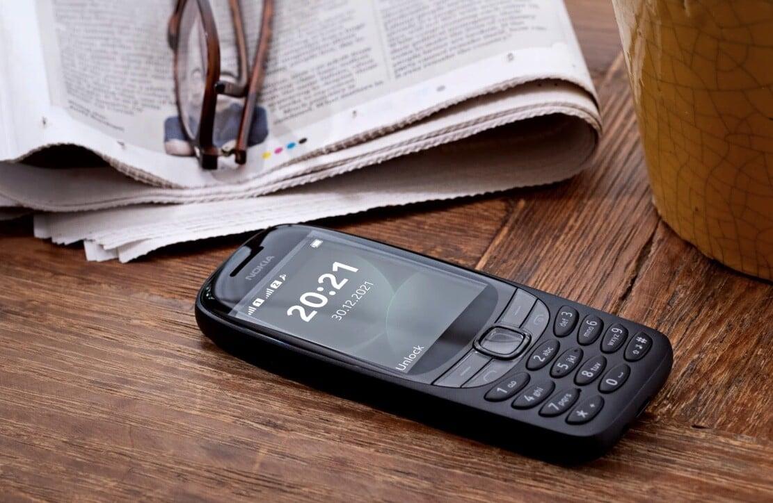 """Vuelve el icónico """"ladrillo de Nokia"""" el 6310 1"""