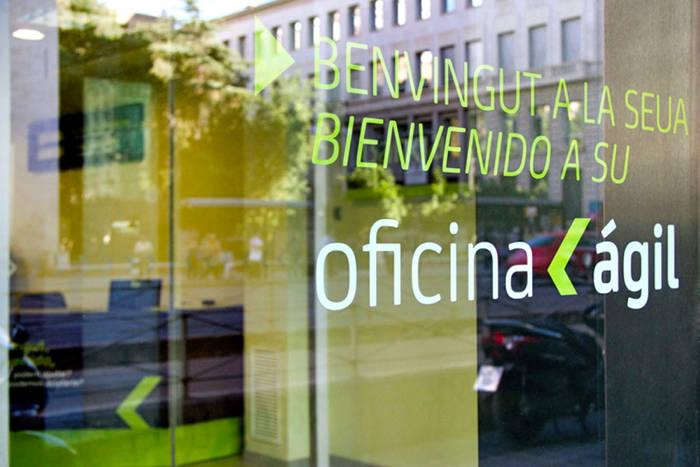 CaixaBank se cepilla las oficinas ágiles de Bankia 1