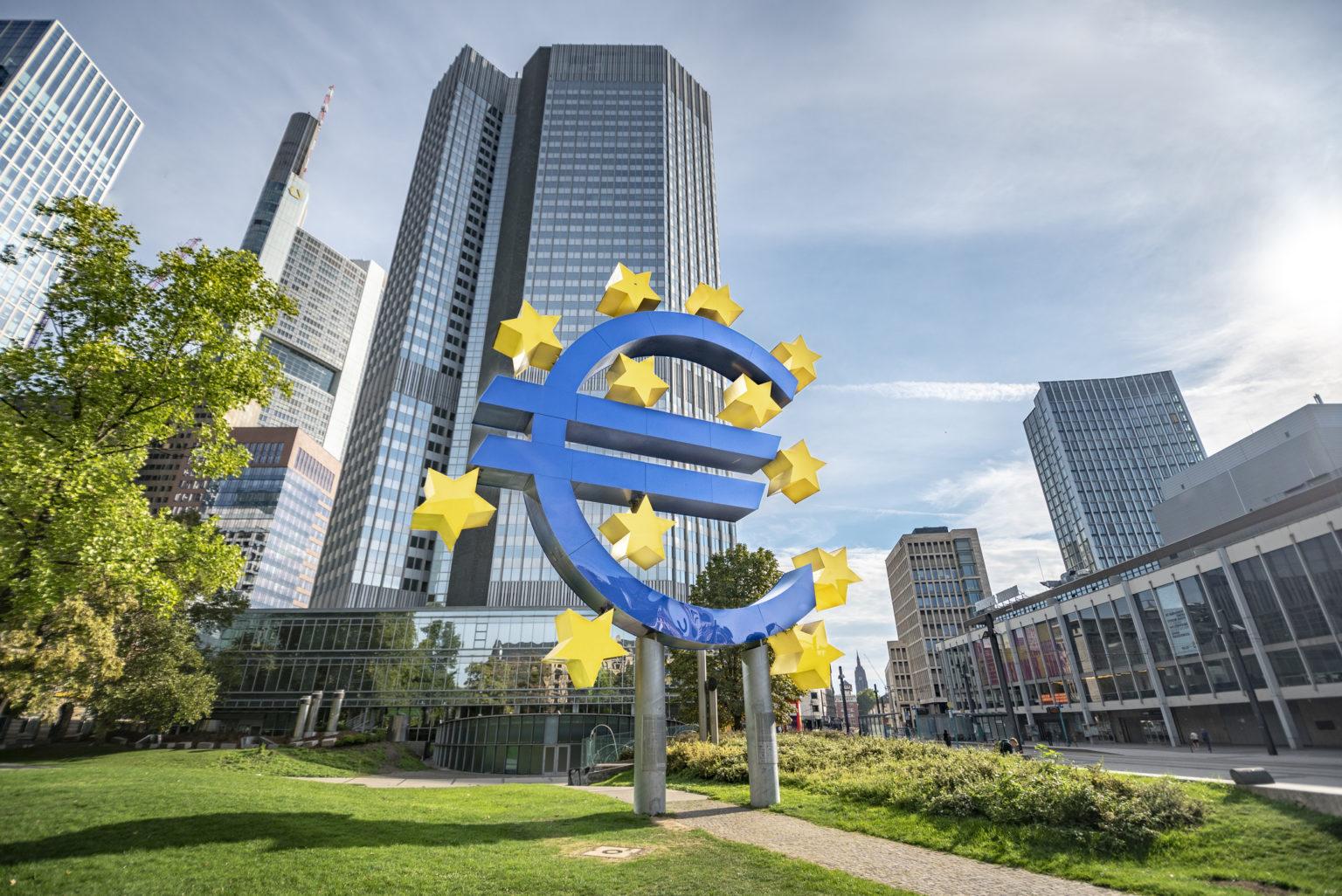 El BCE calcula una caída del PIB de la UE del 10% si no se mitiga el cambio climático 1