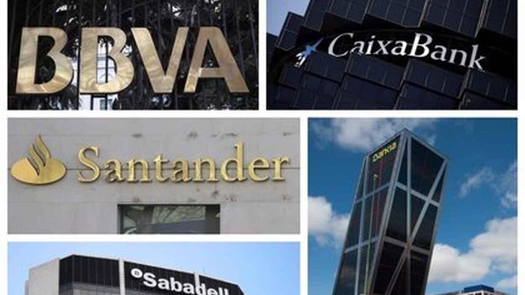 Los bancos que más ganan y los que más pierden de España 1