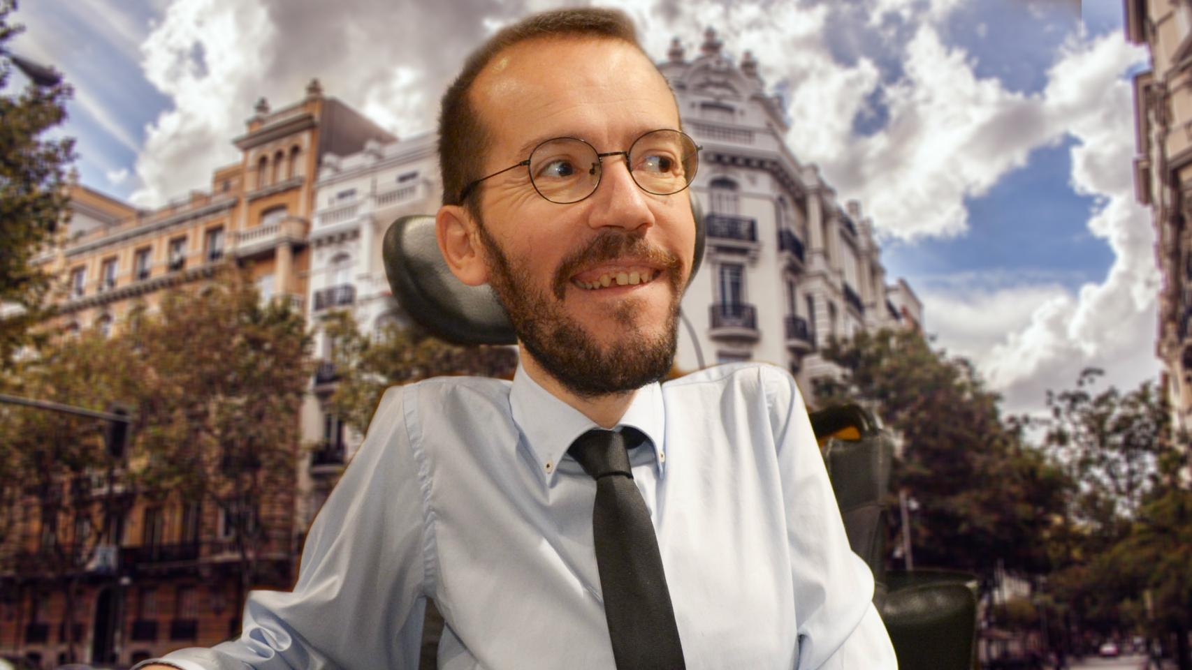 Esta es la (ventajosa) hipoteca que ha conseguido Echenique para su casa de Madrid 1