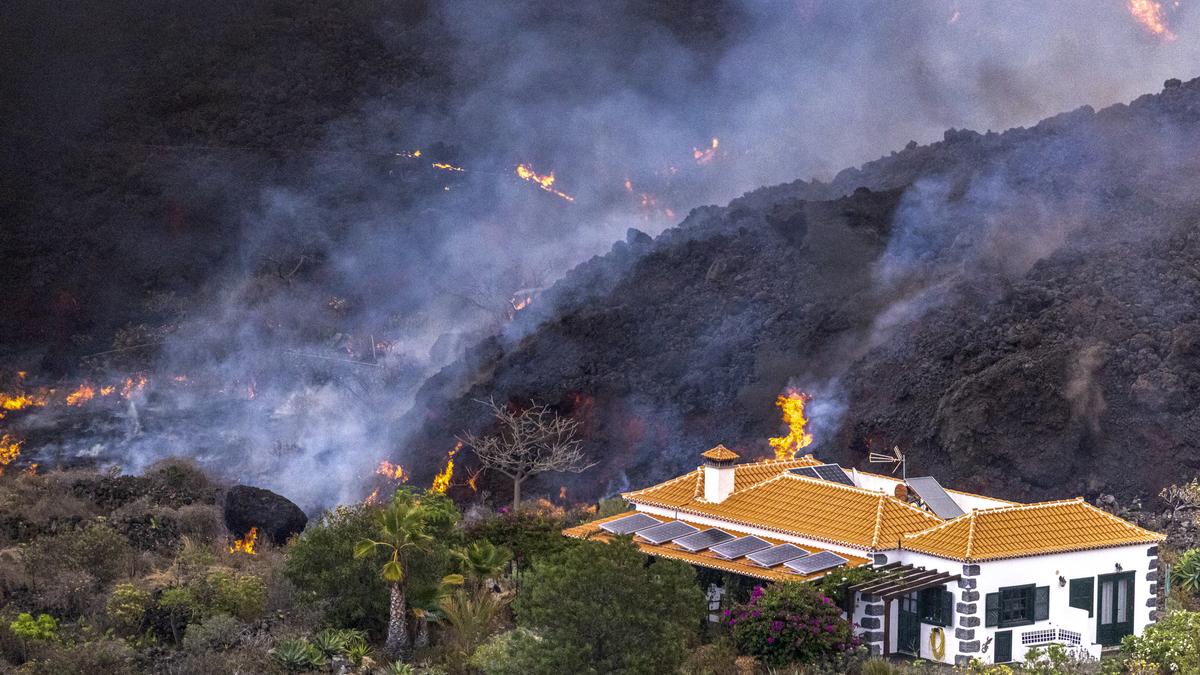 ¿Qué ocurre con tu hipoteca si un volcán destruye tu casa? 1